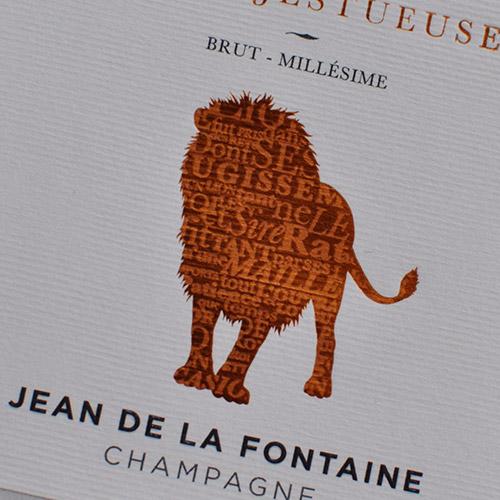 Champagne Jean de la Fontaine